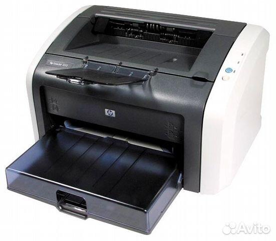 драйвер на принте hp laserjet 1012