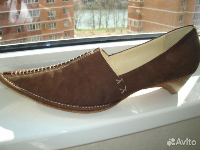 Белые туфли на каблуке купить в москве