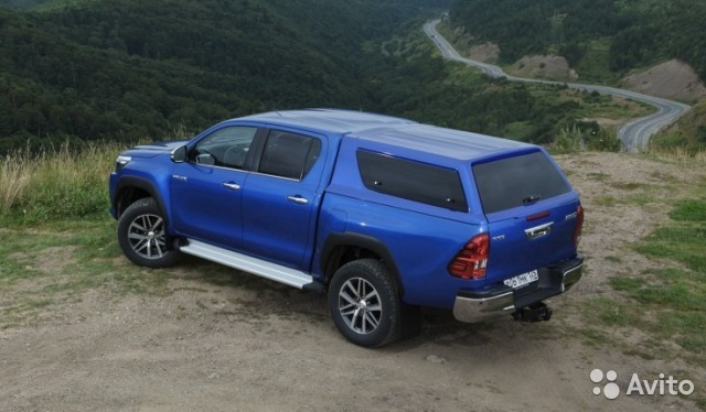 Toyota HiLux (2016) - pictures, information & specs