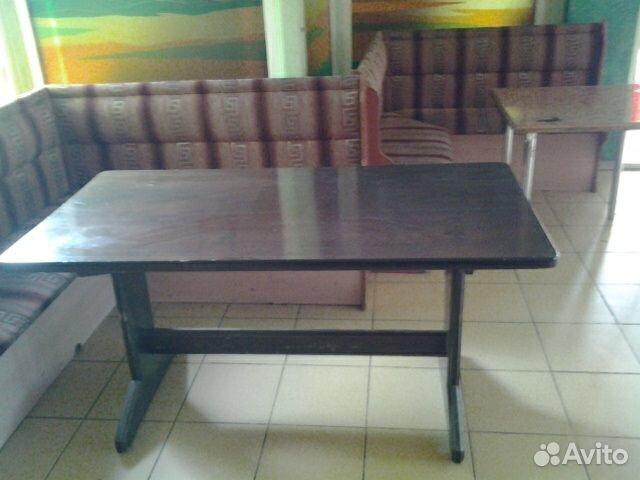 Стол и стулья на кухню