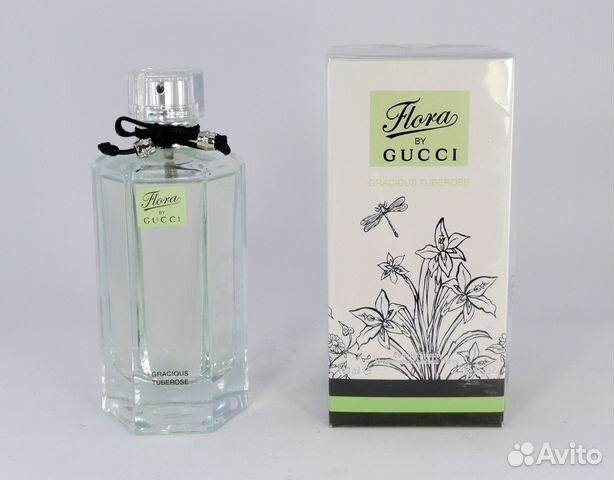 04acdfb3e67 Gucci - Flora Gracious Tuberose - 100 ml купить в Челябинской ...