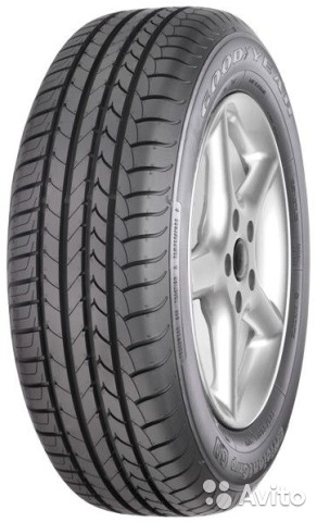 Летние шины 195/55 R15 GoodYear EfficientGrip— фотография №1