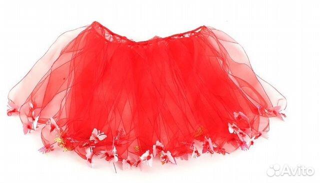 9354863bfeac Юбка красная туту новая, юбка пачка