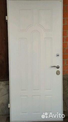 железная дверь за 12 000 рублей