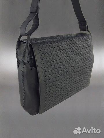 15112791bbcf Мужская сумка планшет Bottega Veneta арт.914-21 купить в Москве на ...