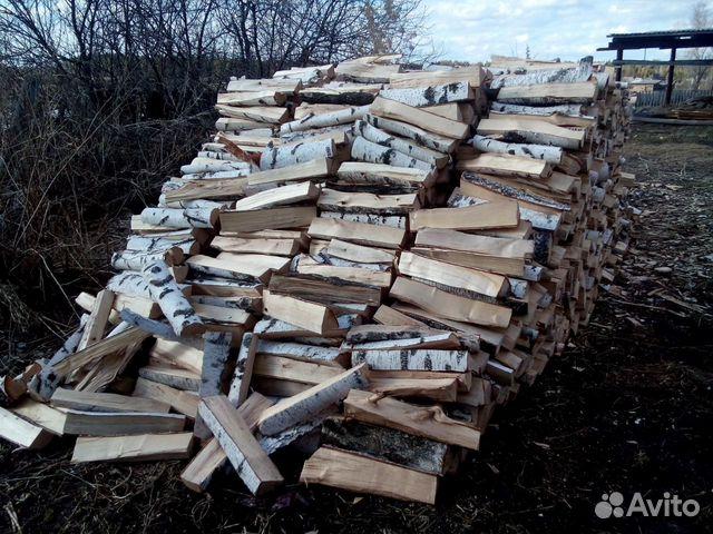 показать на фото кубометр пиленых дров чернослив