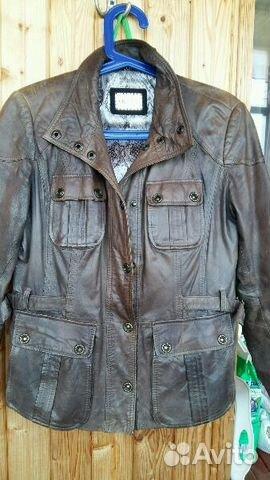 Кожаная куртка capitoi 89179082401 купить 1