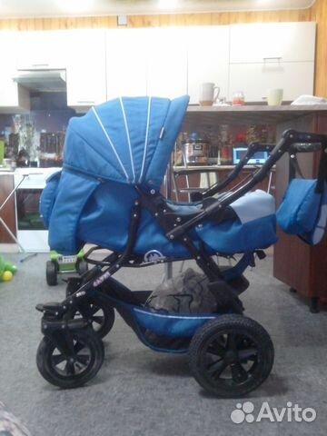 авито тюмень детские коляски б у Первый