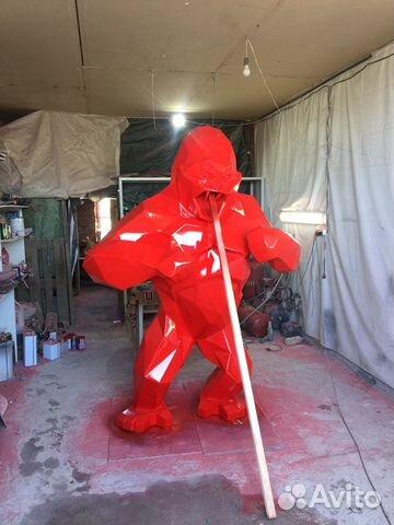 изготовление фигур из пластика