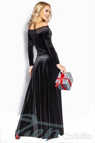 Куплю вечернее платье из бархата
