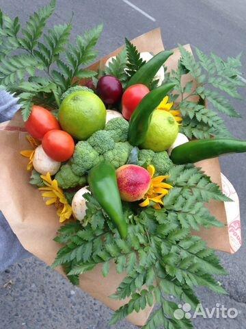 Букет из фруктов заказать в белгороде купить оптом комнатные цветы в челябинске