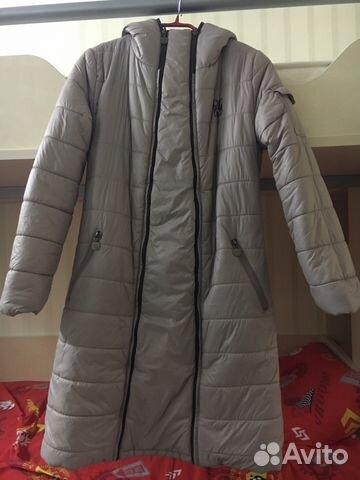 Зимнее пальто, пуховик для беременных купить в Москве на Avito ... 892a7b8fb96