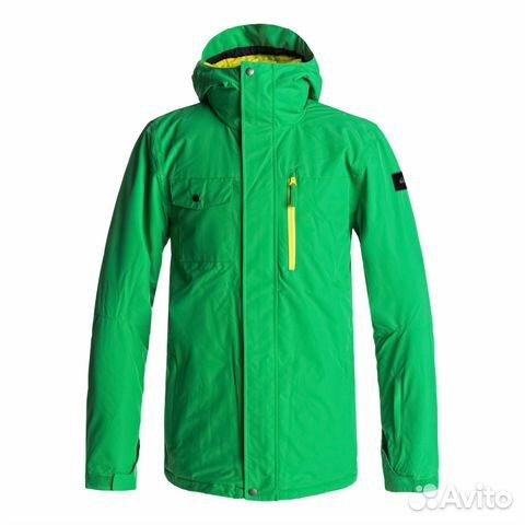 e37a368b506a Куртка для сноуборда Quiksilver Mission купить в Москве на Avito ...