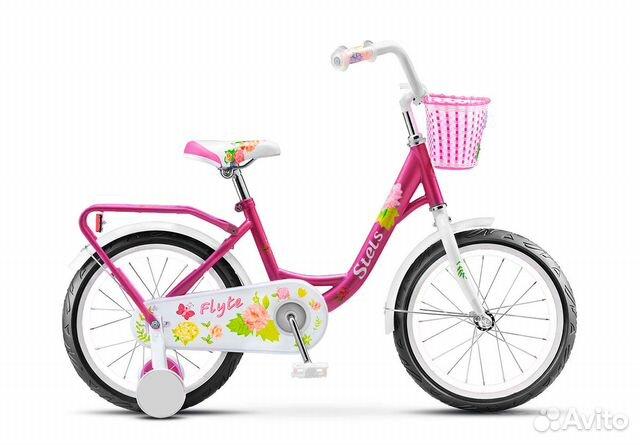 Детский велосипед Stels Flyte 14-18 колесах