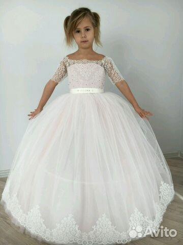 bdca01cf730 Новые нарядные детские платья