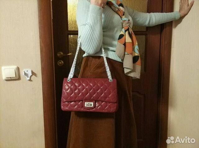 0e1a80e2dbe0 Chanel сумка Flap Bag 30 бордо купить в Москве на Avito — Объявления ...