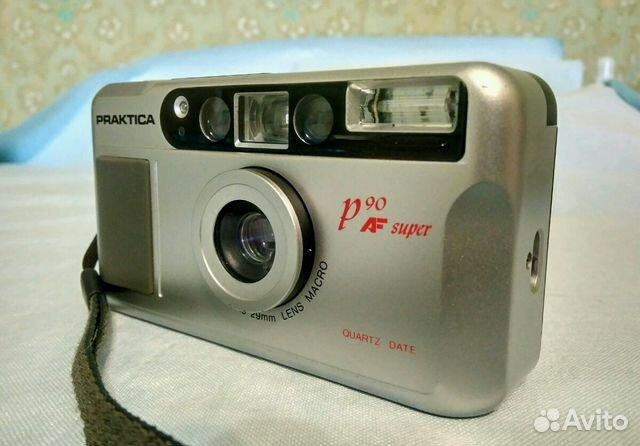 Camara de fotos praktica p af super con instr comprar cámaras