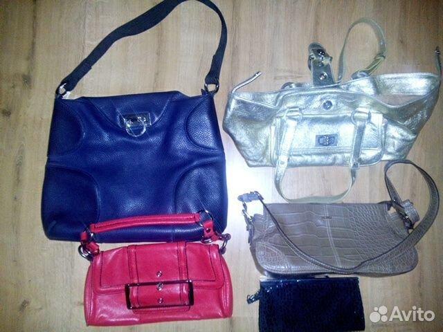 Кожаные сумки Domani, No name, Mango   Festima.Ru - Мониторинг ... 80fb9c99de1