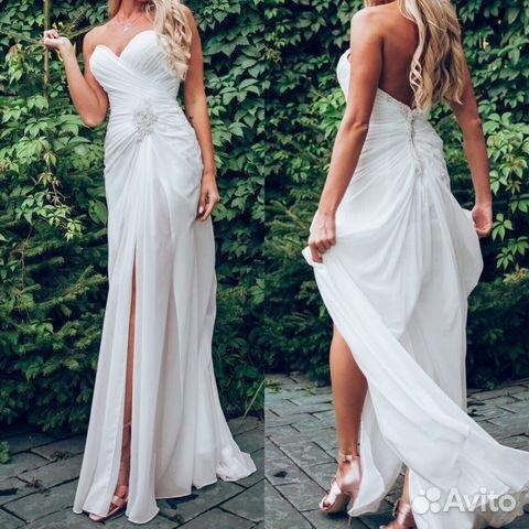 dbd20cb5879 Продам брендовое вечернее свадебное платье купить в Хабаровском крае ...