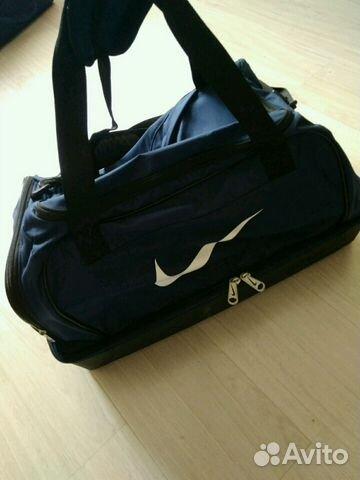 b72b304bbc27 Спортивная сумка Nike купить в Санкт-Петербурге на Avito ...