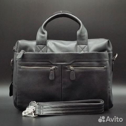 2646bdb63c4c Мужская кожаная сумка купить в Москве на Avito — Объявления на сайте ...
