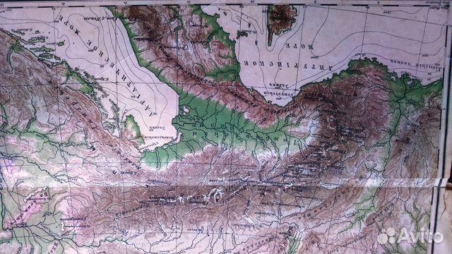 Старинные карты. Атлас Ильина, 19 век 89119196999 купить 3