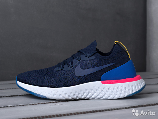 97c28c22 Кроссовки Nike Epic React (40-43 размеры) | Festima.Ru - Мониторинг ...
