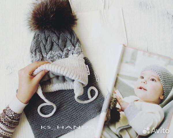 Услуги - Детская зимняя шапка в Москве предложение и поиск услуг на ... 2090310cad1ce