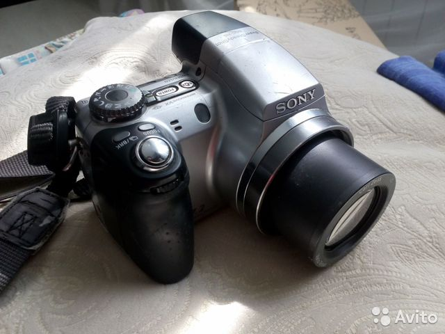 DRIVERS FOR SONY DSC-H5