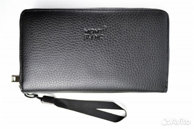 b441ad75587f Клатч мужской кожаный большой (влезает телефон) купить в Санкт ...