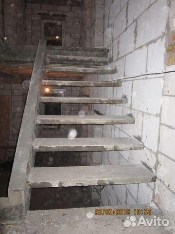 Монолитные лестницы 89524273873 купить 8