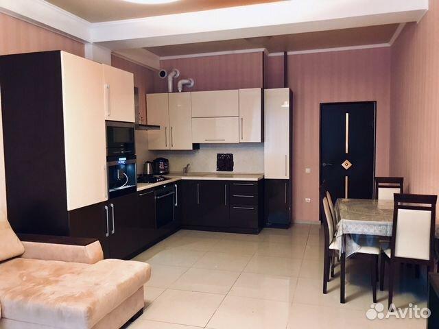 Продается двухкомнатная квартира за 6 600 000 рублей. Краснодарский край, Сочи, микрорайон Новый Сочи, переулок Рахманинова, 39/12.