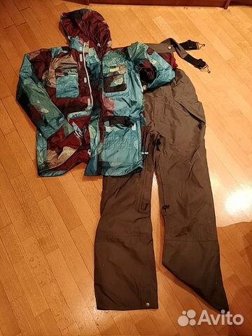 dc64b5c6605e Куртка для сноуборда купить в Москве на Avito — Объявления на сайте ...