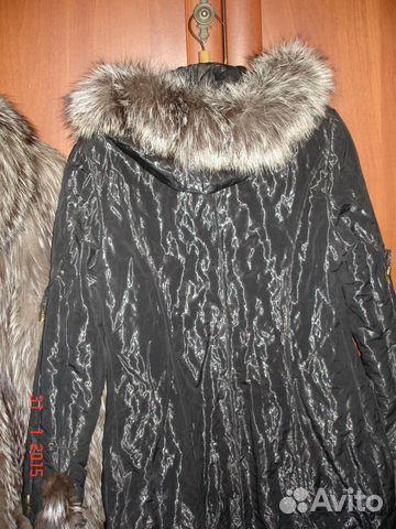 Куртка (женская парка с натуральным мехом) 89053064306 купить 3