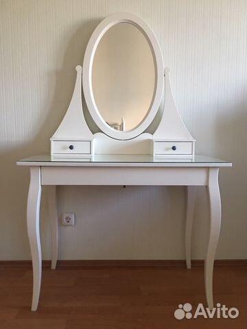 туалетный столик Ikea хемнэс Festimaru мониторинг объявлений