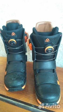 Ботинки для сноуборда фирмы DC купить в Ивановской области на Avito ... 69d8fd35661