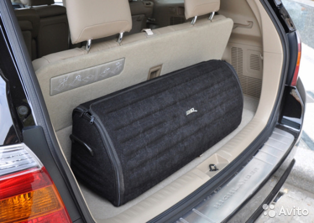 0e781f3fb236 Сумка-органайзер в багажник авто sotra черная   Festima.Ru ...