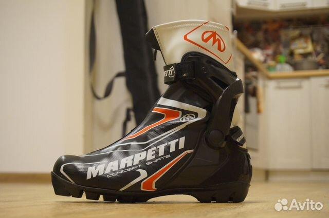 71394ceb Лыжные ботинки Marpetti concept skate | Festima.Ru - Мониторинг ...