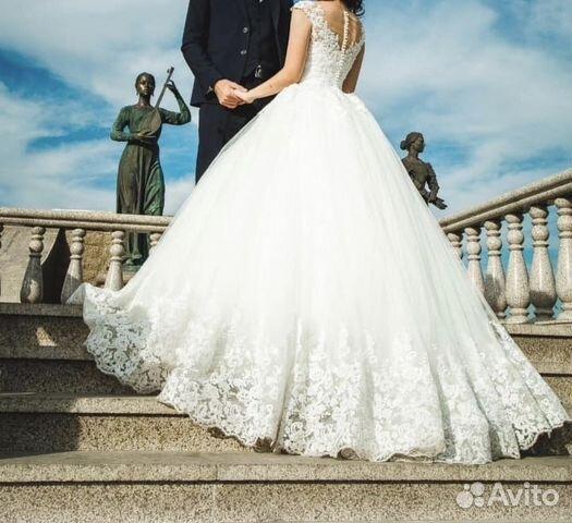 35a2cd32f57f2c0 Свадебное платье | Festima.Ru - Мониторинг объявлений