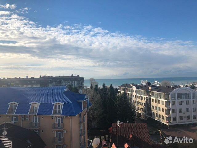 Продается однокомнатная квартира за 5 950 000 рублей. Краснодарский край, г Сочи, ул Станиславского.