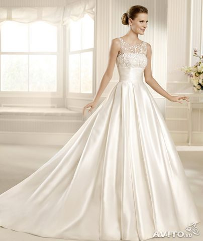 d5ffd17264b2907 Свадебное платье La Sposa (pronovias group), модел— фотография №1