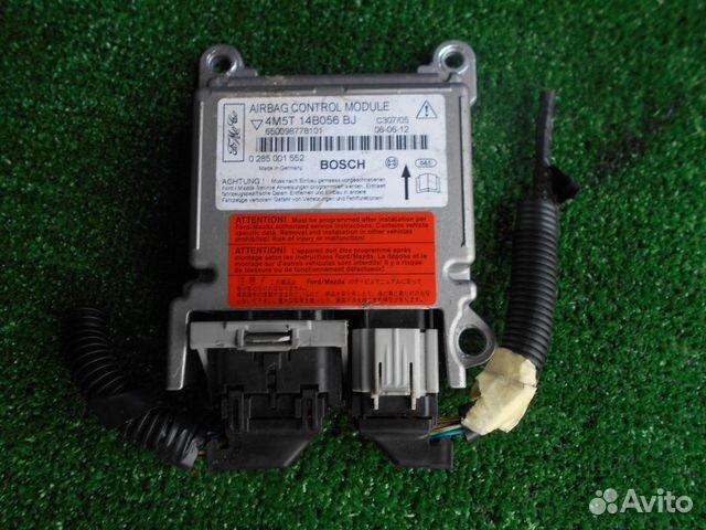 89270165946 Блок управления airbag Ford Focus 2 DA3 qqdb
