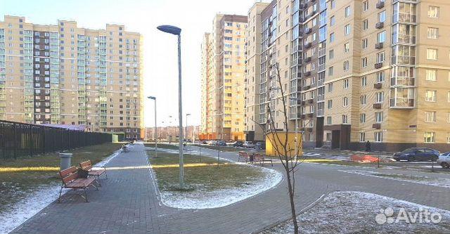 Продается квартира-cтудия за 2 050 000 рублей. Люберцы, Московская область, улица Камова, 8к1.