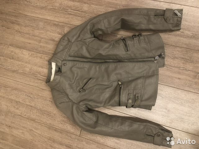 Leather jacket buy 1