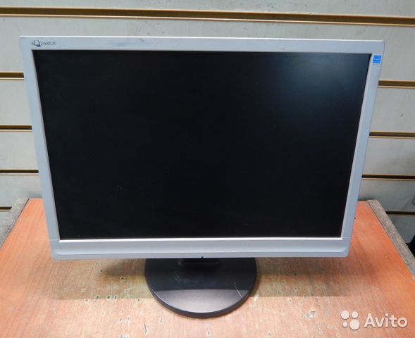 "Монитор ЖК 19"" Aquarius TF1910W широкоформатный"