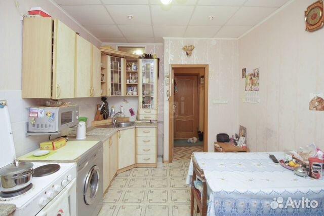 Продается четырехкомнатная квартира за 3 850 000 рублей. 60 лет Октября,3.