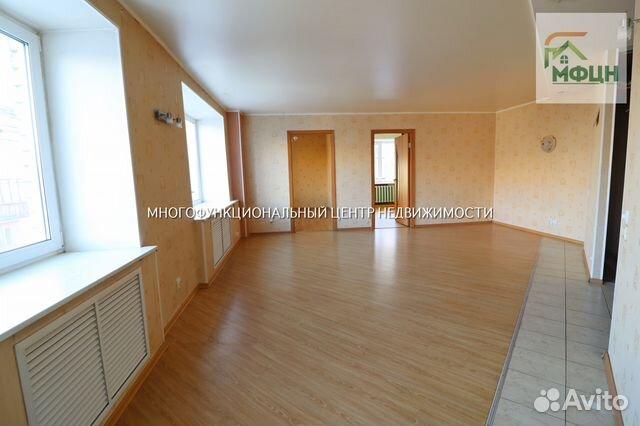 Продается трехкомнатная квартира за 2 800 000 рублей. Луначарского ул, 16а.