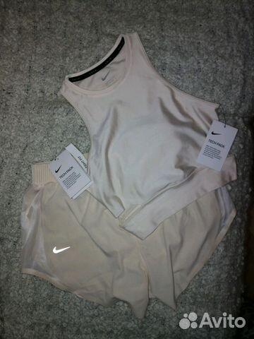 44eb1045 Шорты и топ Nike, для тренировок и бега купить в Москве на Avito ...