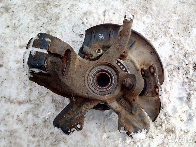89026196331 Кулак поворотный передний правый Skoda Octavia A4