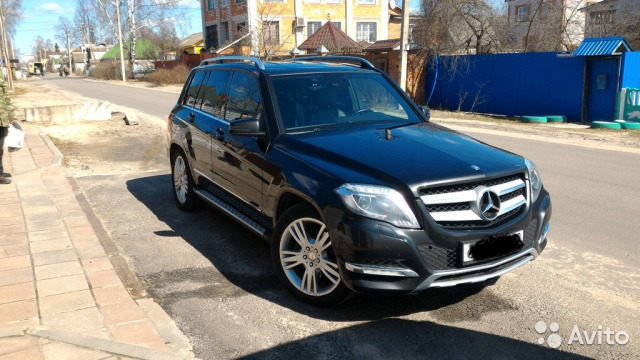 Mercedes-Benz GLK-класс, 2013 89192905152 купить 2